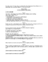Pravilnik o radu školskih vijeća